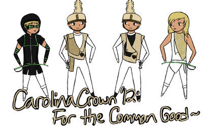 Carolina Crown 2012 by ThatGirlTaylyn