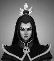 Azula the fire Lord by KsuShusha