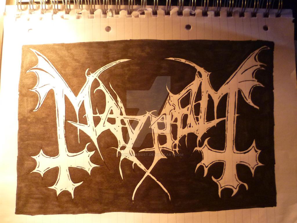 Mayhem by GrungeBassist
