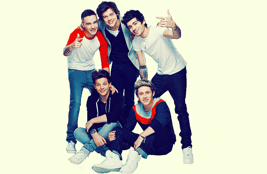 One Direction Wallpaper By BeautyBlinds