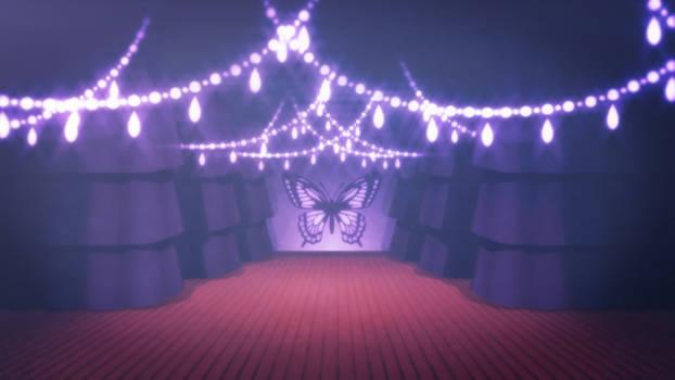 [MMD/DL] Butterfly Stage ! [stage/dl] by BrightShadowMMD