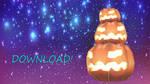 [MMD/DL] Pumpkin Tower 2 ! [stage/dl] by BrightShadowMMD