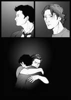 Angel needs a hug by zinzir