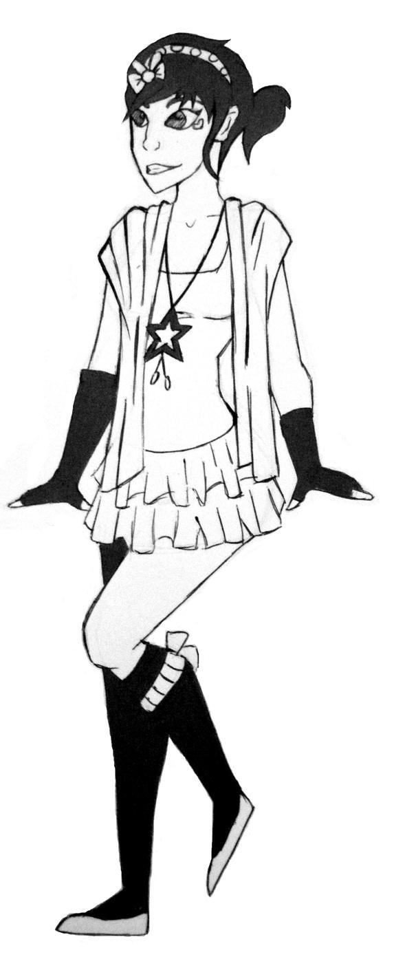 Nihongo black and white by NihongoJournals