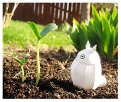 What Makes the Garden Grow by bummblebird