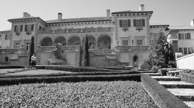 Philbrook in Black and White