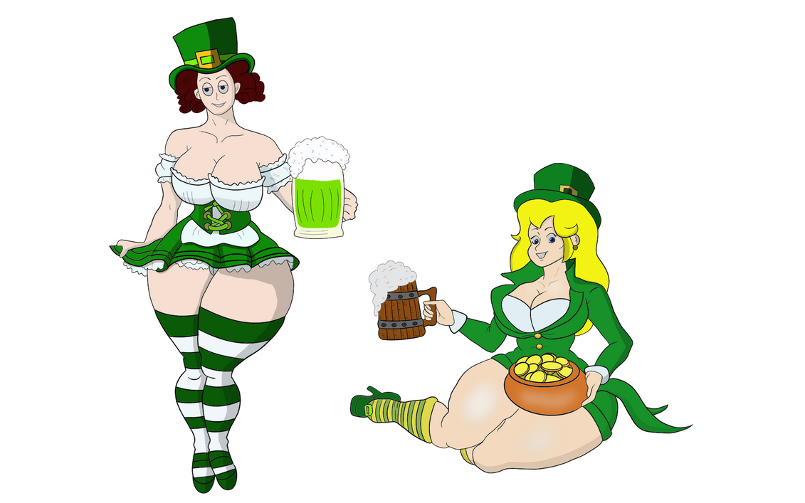 Happy St. Patrick's Day by Flavio170