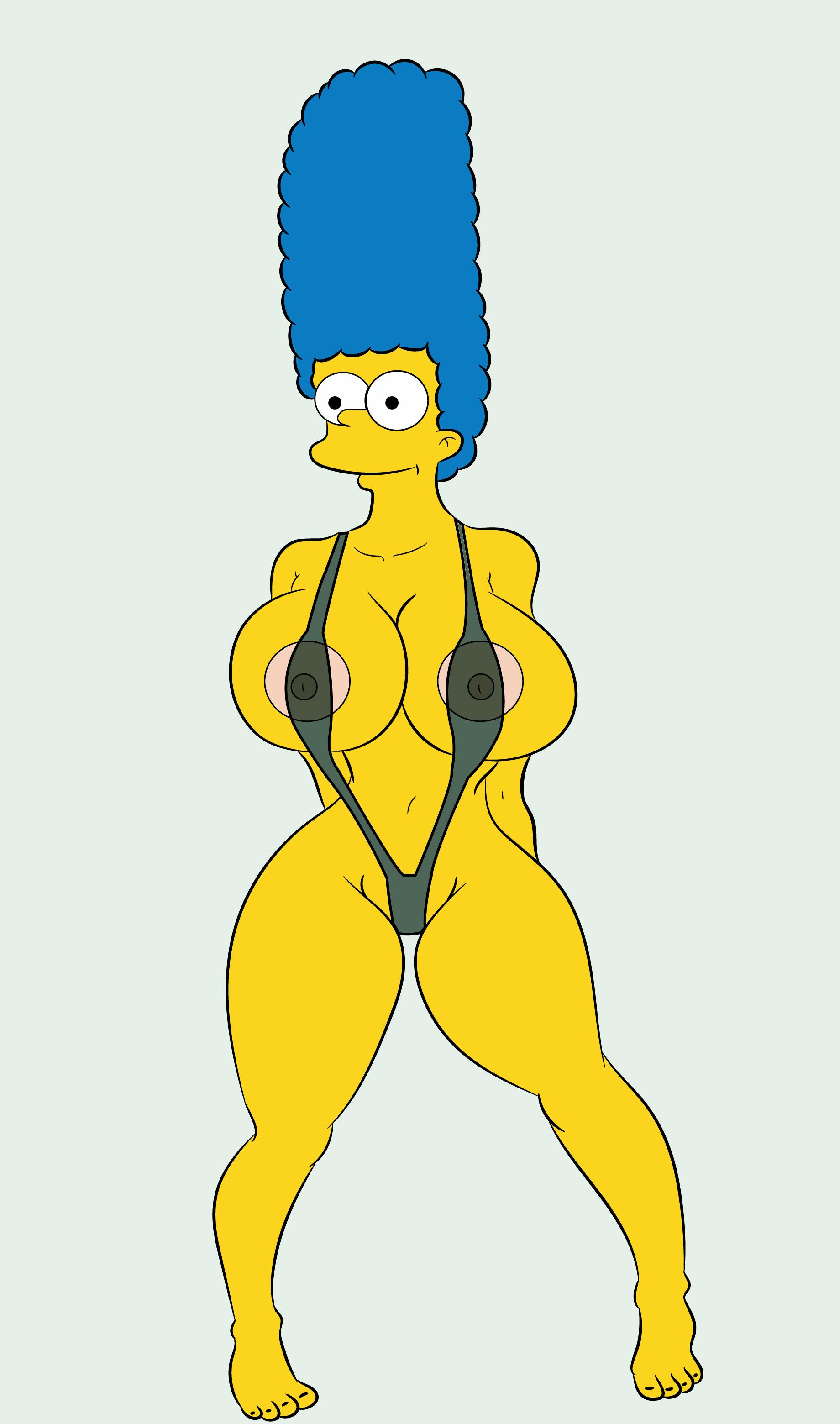 Marge- hot mama-002 by Flavio170