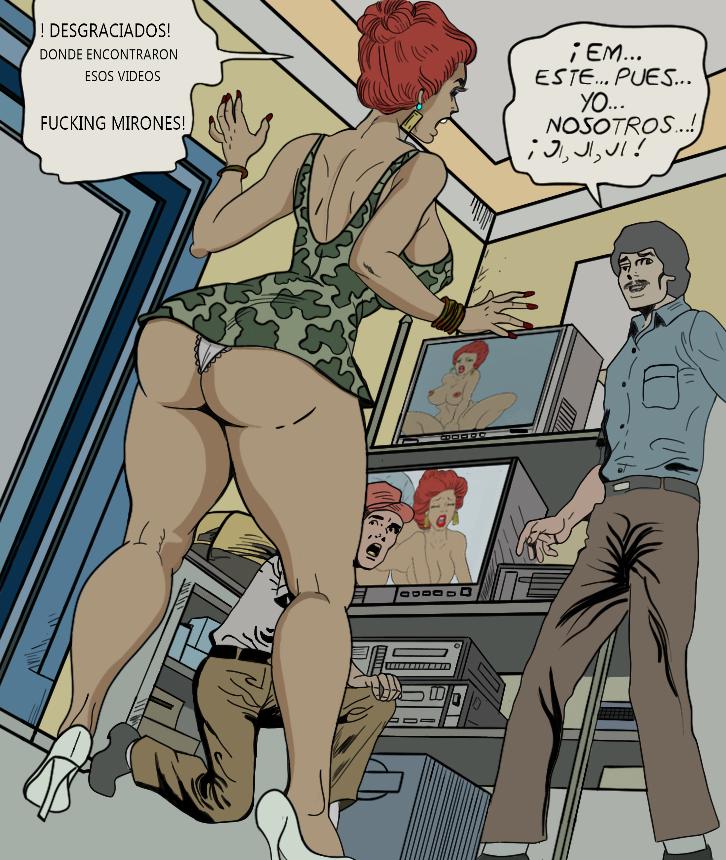 Aca los maistros 001 by Flavio170