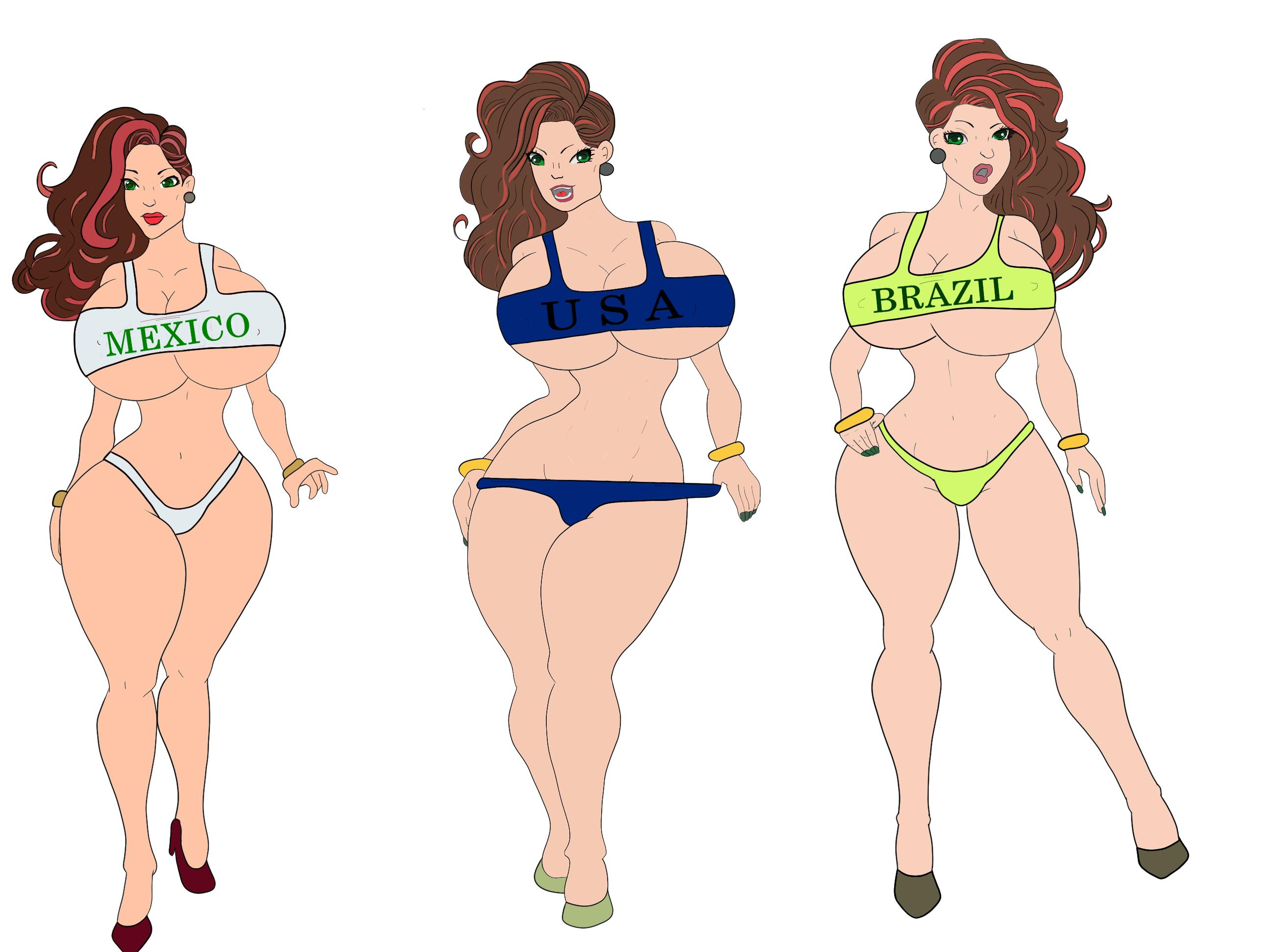 Girls- poses by Flavio170