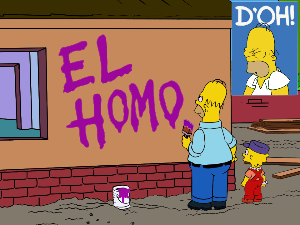 BART_is _El Barto_ and Homer is... by Flavio170