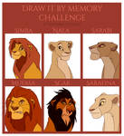 TLK Draw It By Memory Challenge by Nirname-Phoenix