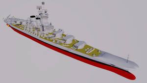 Empress-class Super Battleship