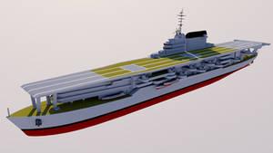 Fury-class Battleship (Aircraft Carrier)