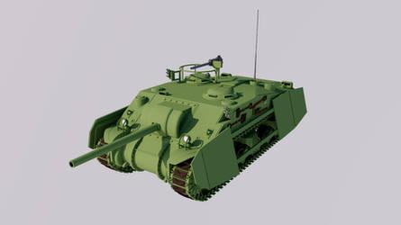 Medium Tank Hunter, Mark 4 by TheoComm