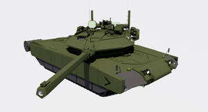 SP15A1 Main Battle Tank