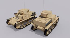 Carro Armato L7/38 Light Tank
