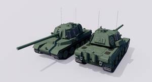 Typ VII Sabel Heavy Tank