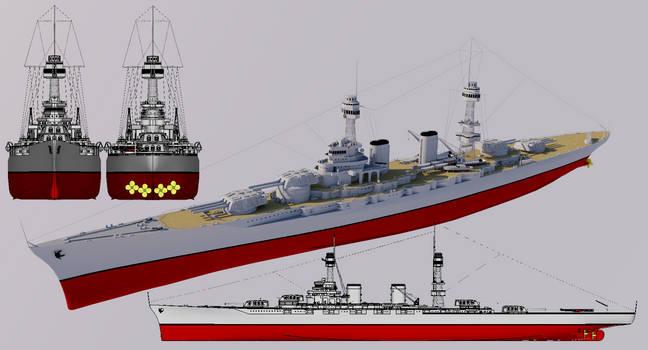 Crusader-class Battlecruiser