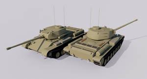 T-46 Medium Tank