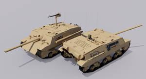 Semovente da 89/20 M36 Tank Destroyer