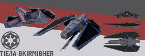 [StarWars] TIE/ia Skirmisher