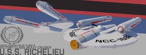 [StarTrek] Victory-class Heavy Cruiser