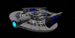 [StarTrek] Victory II-class Heavy Cruiser Refit