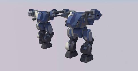 [MechWarrior] Nero Heavy BattleMech
