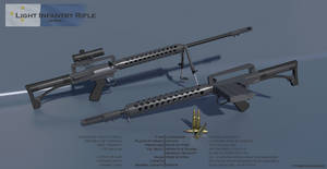 Light Infantry Rifle 50