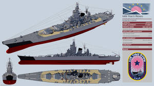 [Commission] Yokti Rewu-class Super Battleship