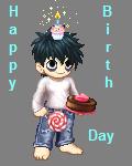 Birthday L for TBBishiXO by Okitakehyate