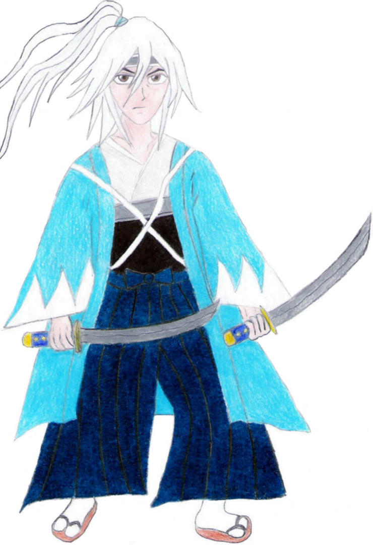 Ukitake PMK Shinsengumi Style by Okitakehyate