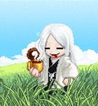 Questing4 Funny Ukitake Avatar by Okitakehyate