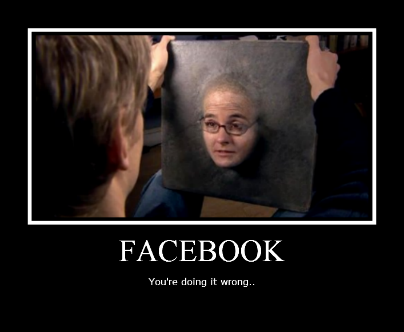 Facebook you re doing it wrong by okitakehyate