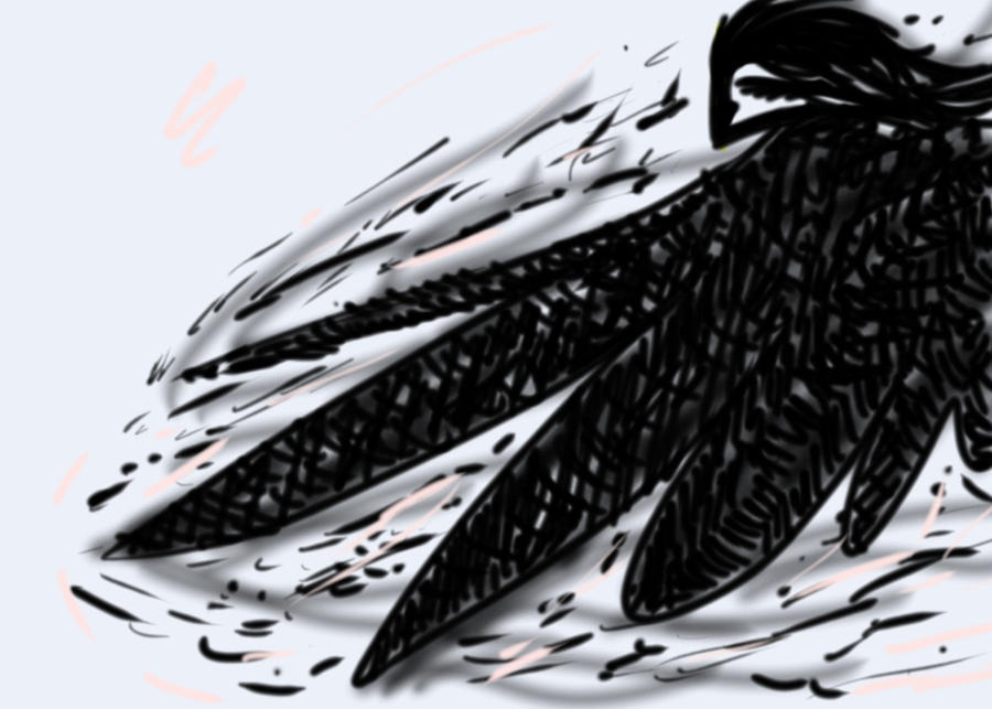 A Crow Left Of the Murder by Hyphenatedhyphenwolf on ... A Crow Left Of The Murder