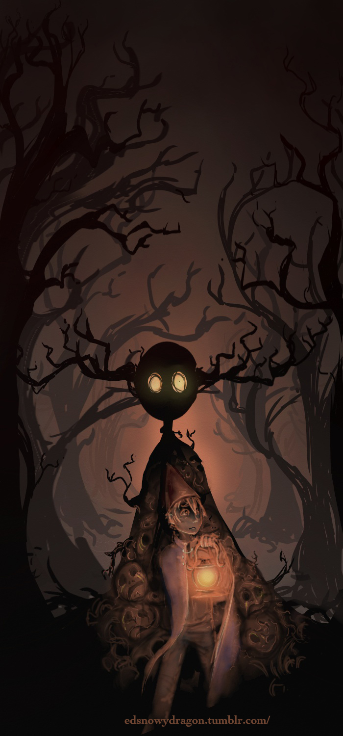 Over The Garden Wall By Elsewence On Deviantart