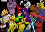 Undertale vs FNAF