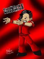 Shinsuke Nakamura by NoDiceMike