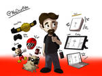 Meet the artist - NoDiceMike by NoDiceMike
