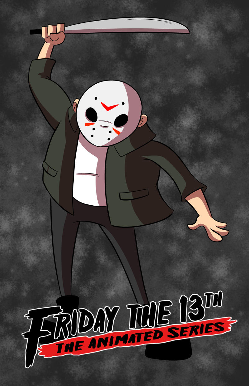 Friday the 13th: TAS - Jason Voorhees by NoDiceMike