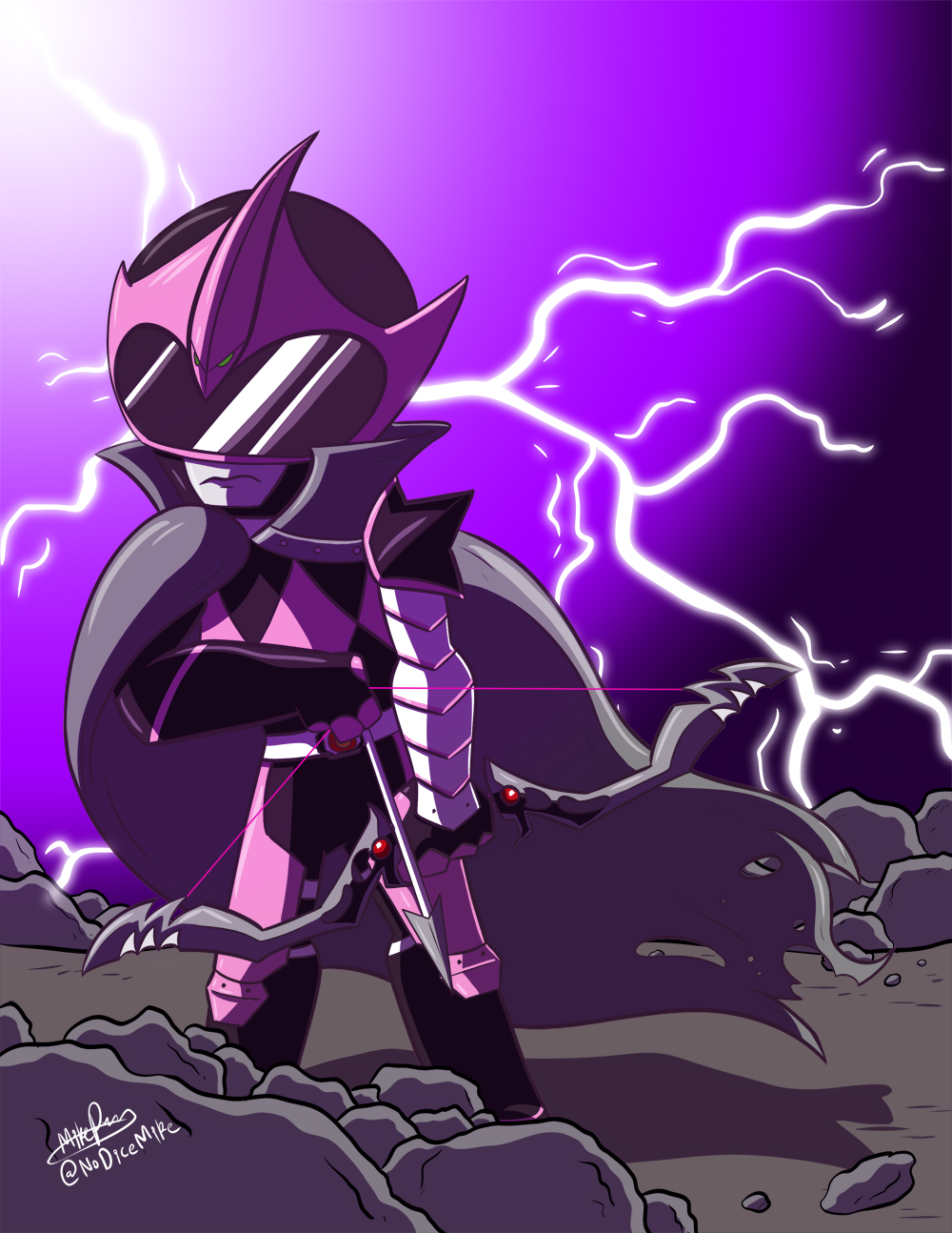 Ranger Slayer by NoDiceMike