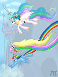 Adventure Time with My Little Pony #1
