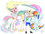 AT with MLP Omake 1