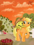 Adventure Time with My Little Pony #3