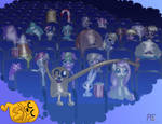 Adventure Time with My Little Pony #5