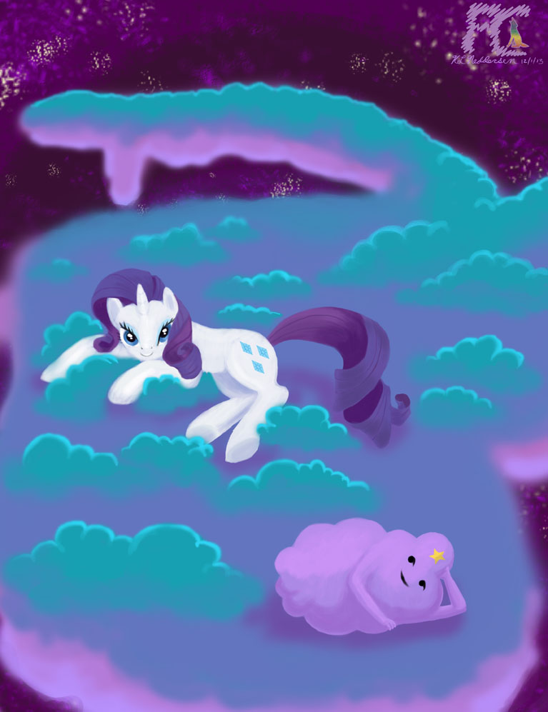 Adventure Time with My Little Pony #6