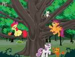 Adventure Time with My Little Pony #8