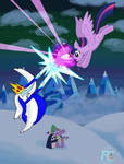 Adventure Time with My Little Pony #9