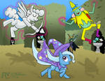 Adventure Time with My Little Pony #13